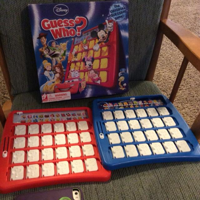 Find More Like New Disney Guess Who Game Doesnt Appear To Have
