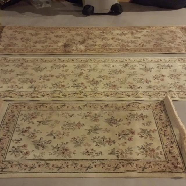 3pcs Rugs Marcella Fine Made In Belgium