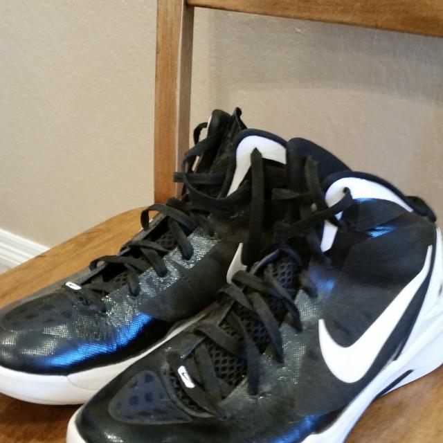 682d183e064f Best Nike Zoom Hyperlink High Top Basketball Shoes. for sale in Durant