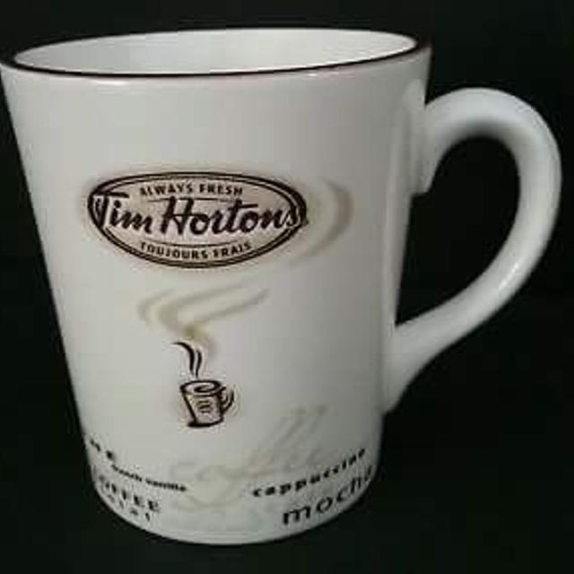 Tim hortons limited edition #3 mug skating pond | ebay.