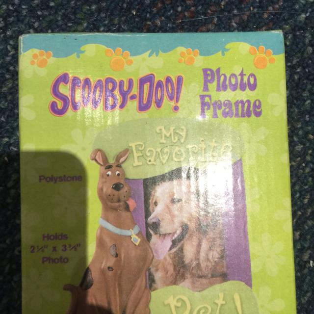 Best Scooby Doo Picture Frame Bnib Free Drop Off In Durham For