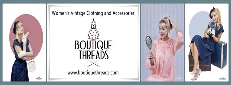 Boutique Threads Vintage in Kitchener, Ontario for 2018