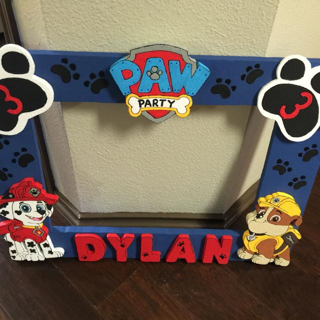 Find more Paw Patrol Party Frame for sale at up to 90% off