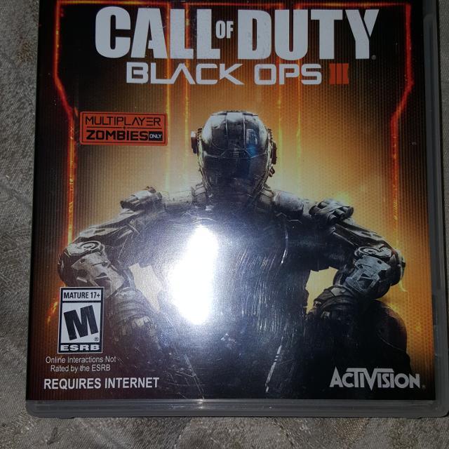 COD Black Ops 3 (ps3)
