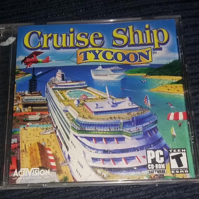 Find More Cruise Ship Tycoon Computer Game For Sale At Up To - Cruise ship tycoon