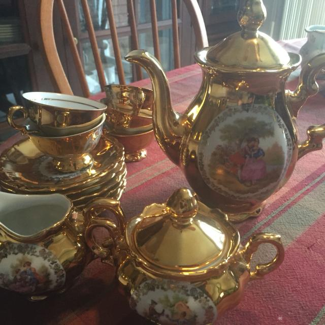Best Royal Bavaria Tea Set For Sale In Stouffville