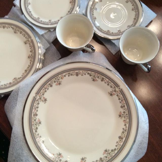 Best Lenox Lace Point Fine China for sale in Germantown, Tennessee ...