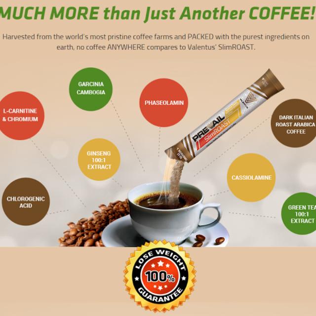 Valentus Slim Roast Coffee Deborah Lidkea Independent Representive