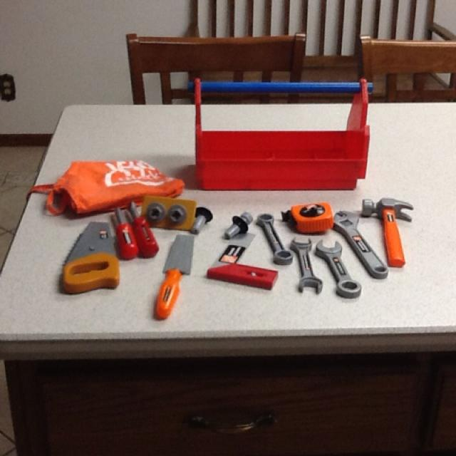 Find More Home Depot Kids Tool Set For Sale At Up To 90 Off