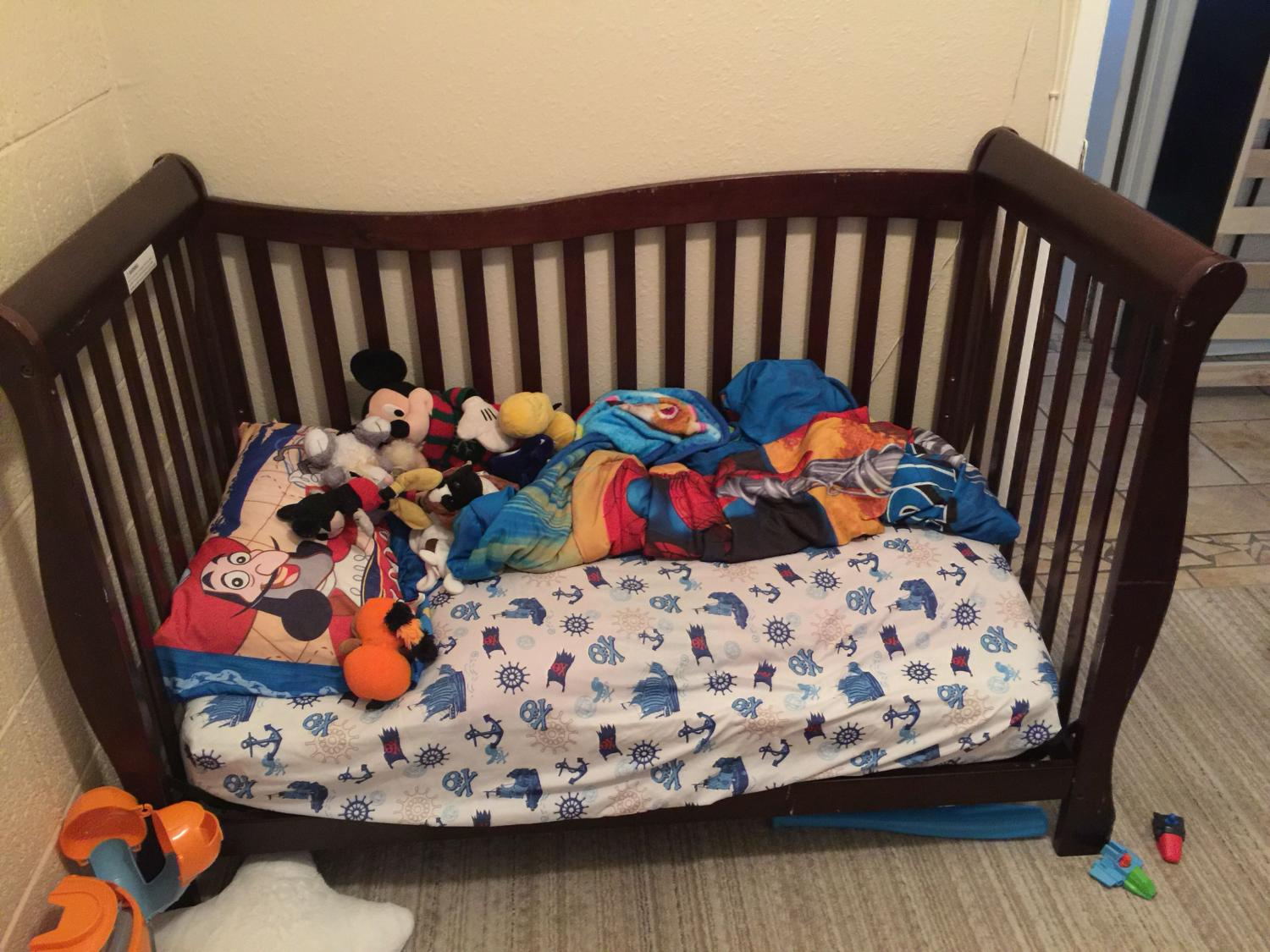 Best Carters Child Of Mine 4 1 Crib For Sale In El Paso Texas For 2018