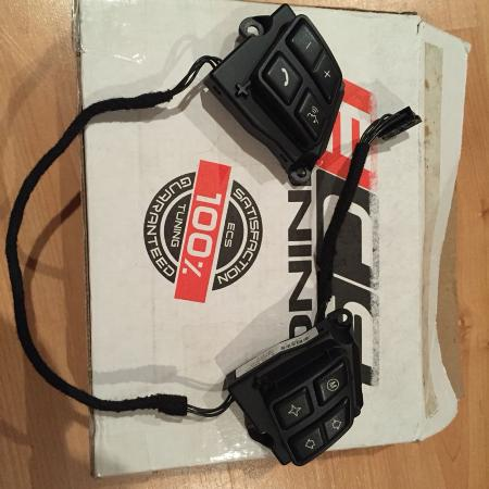BMW E9x M3 steering wheel controls for sale  Canada