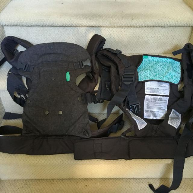 f8eb541ccba Find more Infantino Flip Advanced 4in1 Baby Carrier for sale at up ...