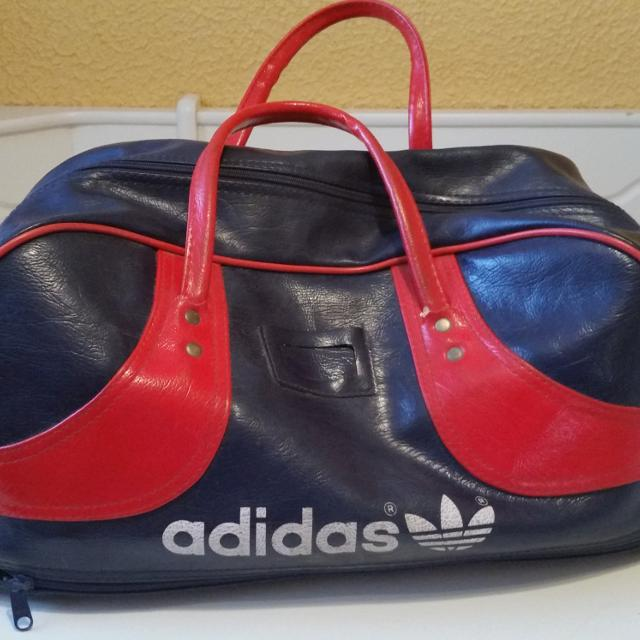 c1c8d30cdcf Find more 80 s Leather Adidas Gym Bag for sale at up to 90% off