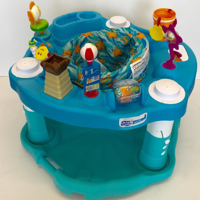 ff27a8813 Find more Evenflo Beach Baby Ocean Fish Activity Discovery Center ...