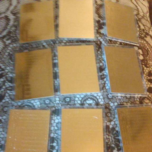 22 Karat Gold Baseball Cards