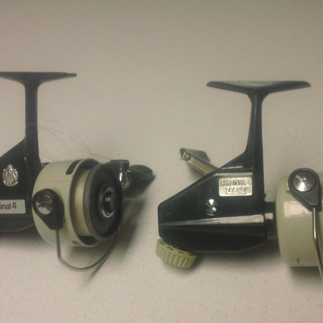 Best Vintage Zebco Cardinal 4 Fishing Reels For Sale In