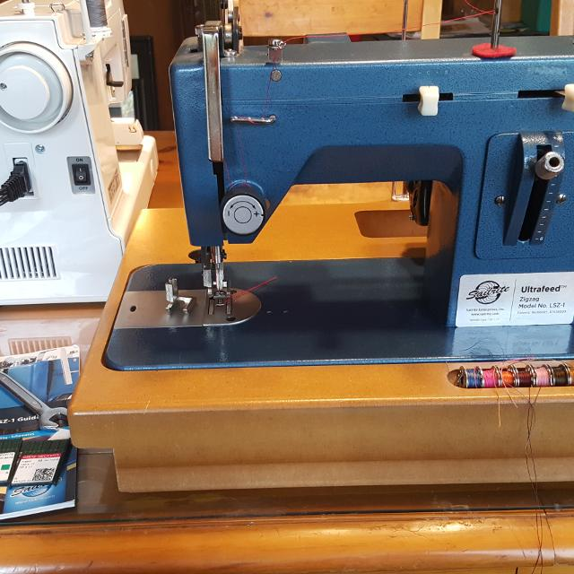 Find More Industrial Sewing Machine Sailrite Ultrafeed Lsz40 For Stunning Sailrite Sewing Machine For Sale