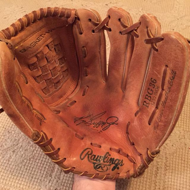 70289f250c Find more Beautiful! Rawlings Rbg36 Ken Griffey, Jr. Autograph Model ...