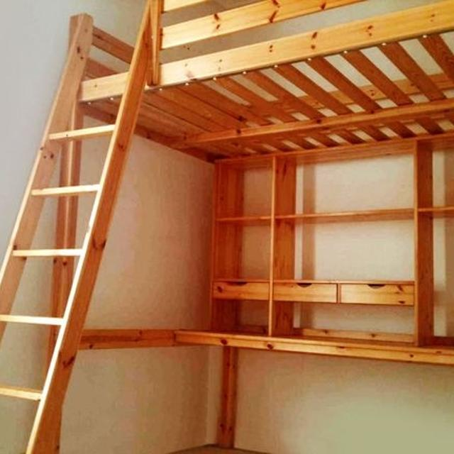 Best Ikea Manufacturer Vradal Twin Size Loft Bed For Sale In Buffalo New York 2021