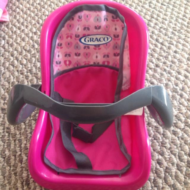 Graco Baby Doll Car Seat Will Include