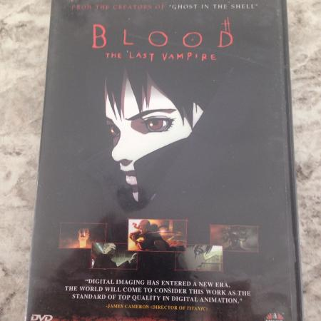 Used, Blood The Last Vampire (DVD) *PRICE DROP for sale  Canada