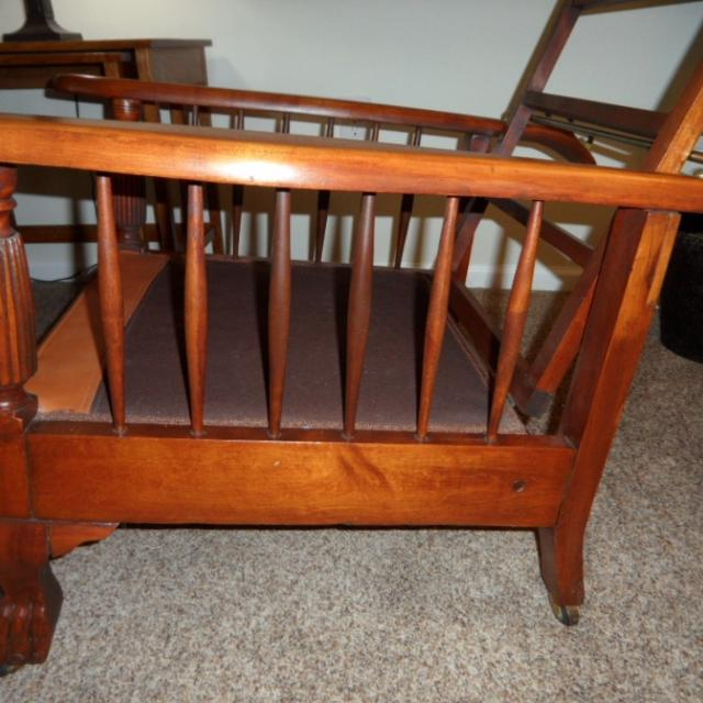 Antique Morris Chair - Best Antique Morris Chair For Sale In Ellicott City, Maryland For 2018