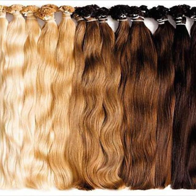 100 Human Hair Remy Luxury Cuticle Lined Extensions In Airdrie