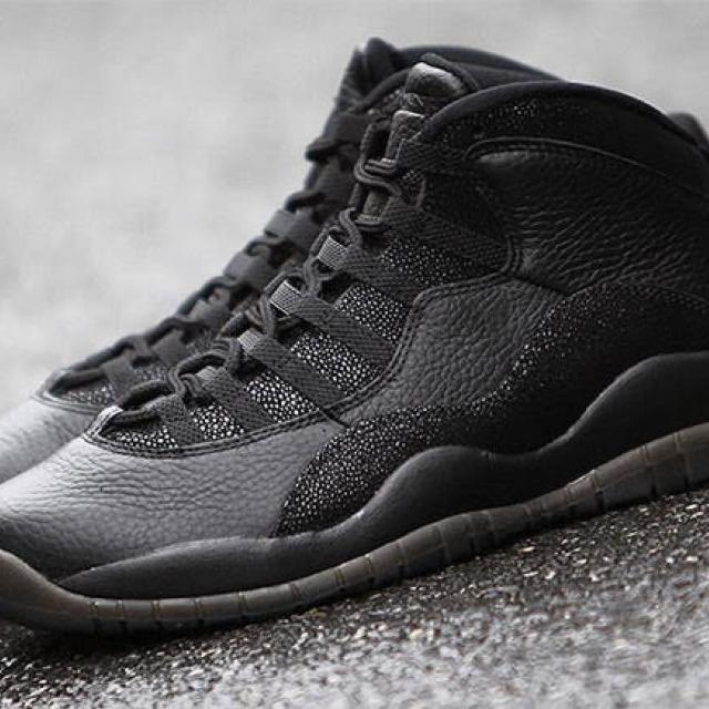 9959bdf4094 Best Air Jordan 10 Retro Ovo Black Mens Size 9.5 Us Drake Collabo With Air  Jordan for sale in Stouffville, Ontario for 2019