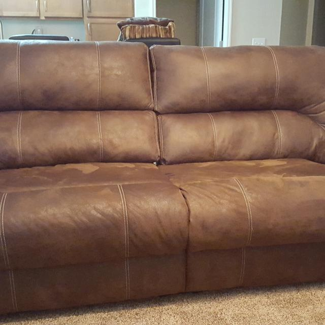 Find More Stallion Stratolounger Reclining Sofa And Cuddle Up Recliner For Sale At Up To 90 Off