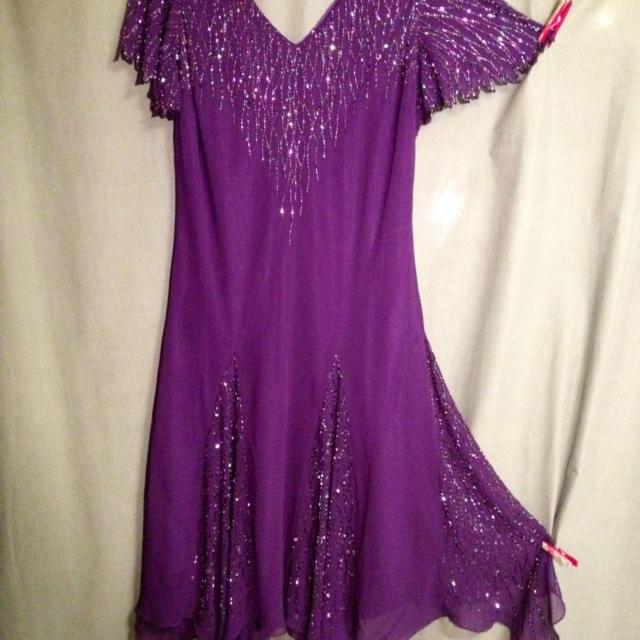 b43cc26de1d1b Best Jkara (from Lord   Taylor) Purple Formal Dress  Sz 16w  New With Tags  for sale in Etobicoke
