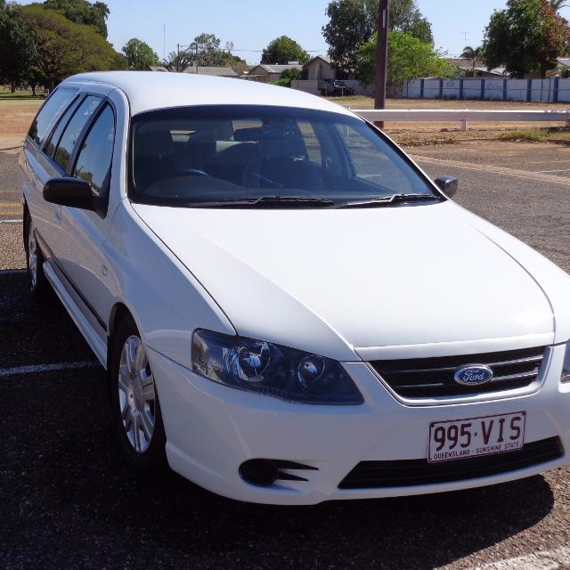 Ford Falcon Station Wagon 2007