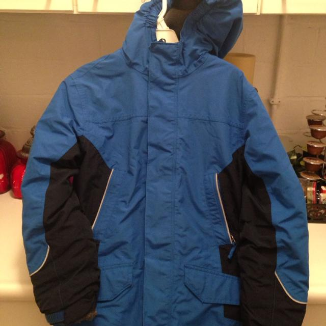 b719fa8f4 Best Boys Waterproof Squall Parka From Lands End for sale in Geilenkirchen  for 2019