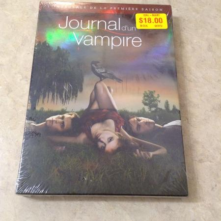 Used, Vampire Diaries for sale  Canada