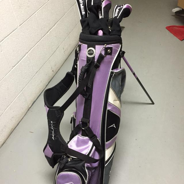 Acuity Turbo Plus Women S Set Of Golf Clubs