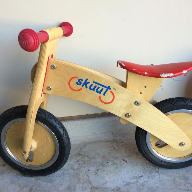 Find More Skuut Balance Bike Needs New Rear Tire And Tube The