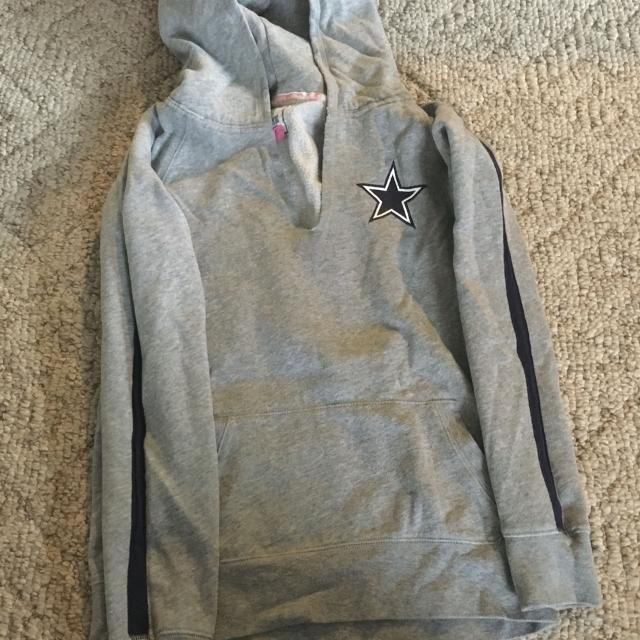 77f266996 Find more Victoria s Secret Pink Dallas Cowboys Sweatshirt Size Xs ...
