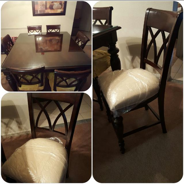 Best Bradford Dining Room Furniture 8 Piece for sale in San Marcos ...