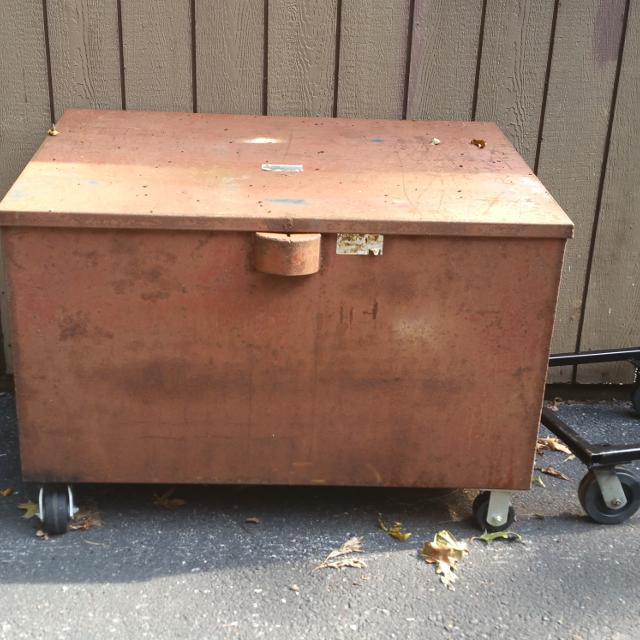 Gang Box For Sale >> Best Job Site Box Gang Box Reduced For Sale In Bedford County