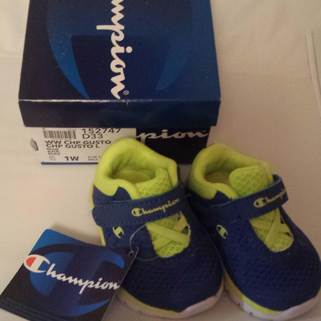 70bb4c6393060 Best Bnib Baby Shoes Size 1w. Champion Brand.  15 for sale in Stouffville