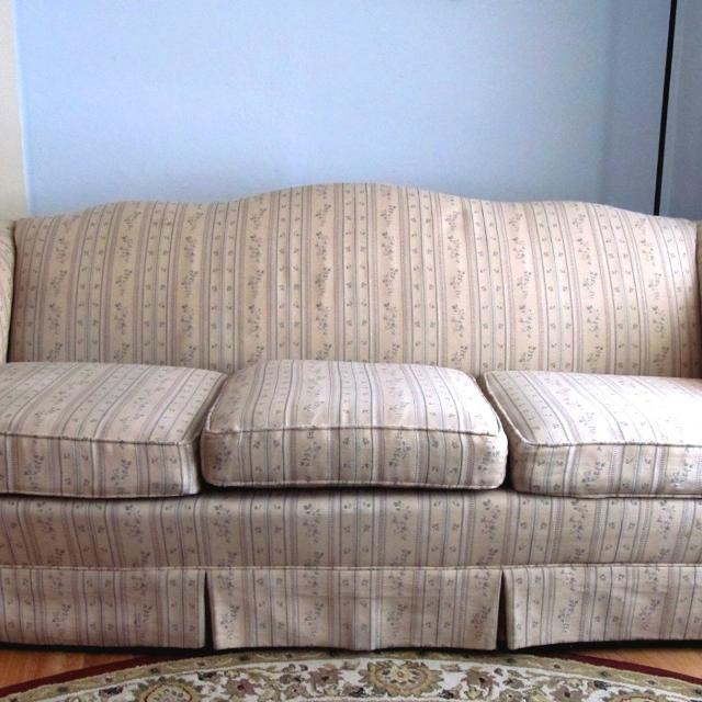 Clayton Marcus Sofa Couch Used