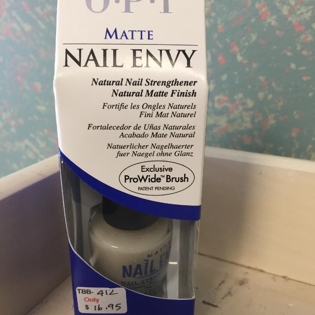 Find more Opi Nail Envy Matte #15 for sale at up to 90% off