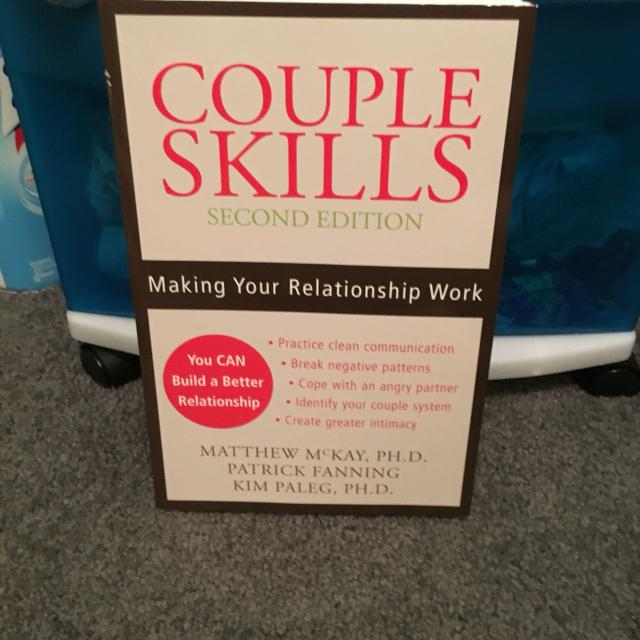 Best Couple Skills Book For Sale In Metairie Louisiana For 2019