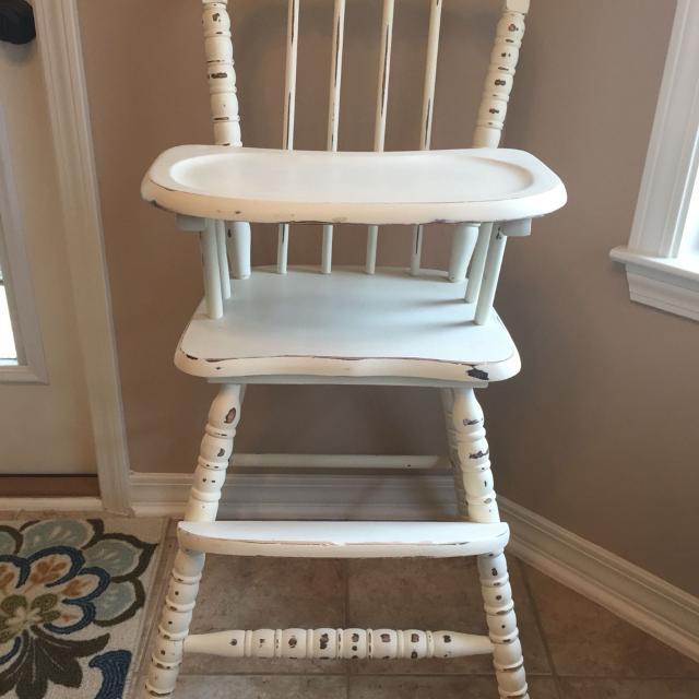 best jenny lind high chair for sale. Black Bedroom Furniture Sets. Home Design Ideas