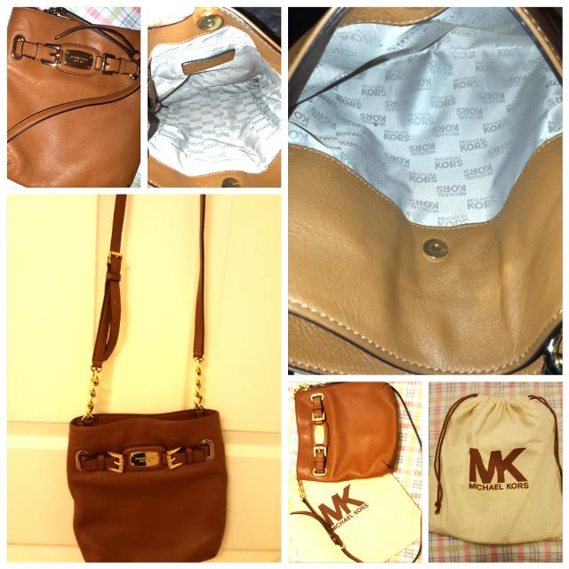 2283f01c2d42 Find more Authentic Michael Kors Crossbody (click My Name To View ...