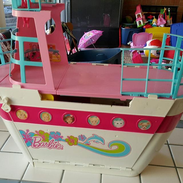 Best Barbie Dream House Corvette Barbies Accessories Boat For In Temecula California 2019