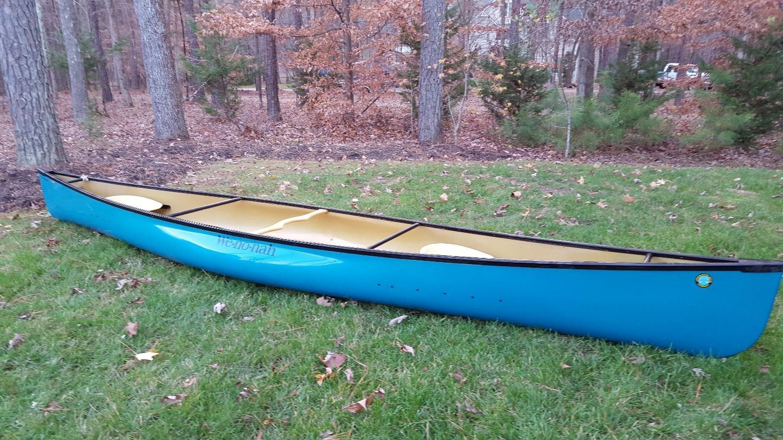 Wenonah Escapade Canoe
