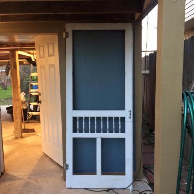 Antique screen door - Best Antique Screen Door For Sale In Friendswood, Texas For 2018