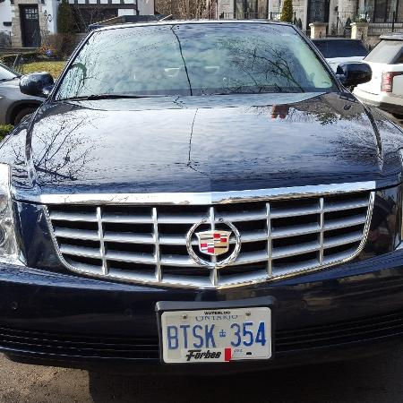 2008 Cadillac DTS - ESTATE SALE for sale  Canada