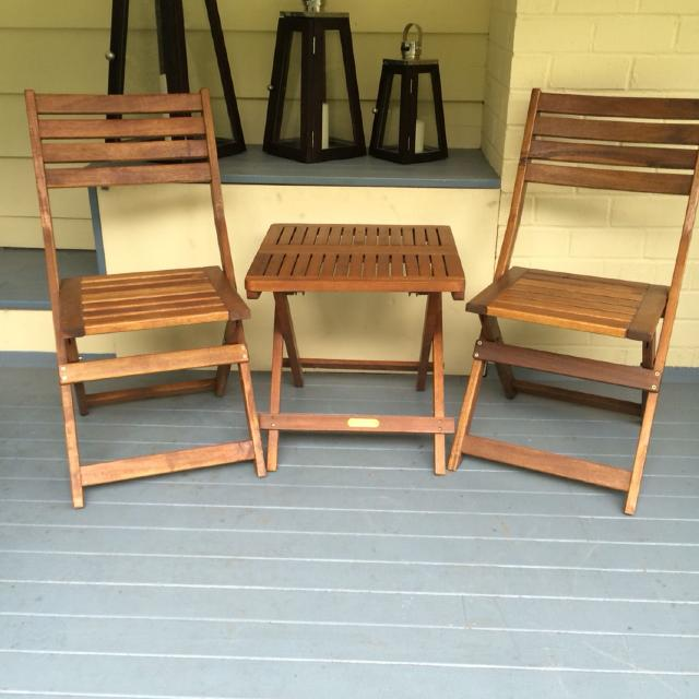Teak Patio Set Beaufort 10 By Scandinavian Design Br Ings Solid