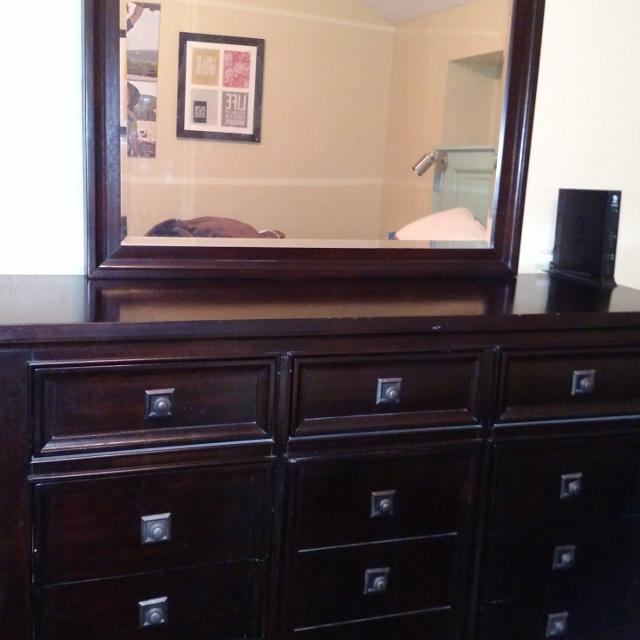Best Ashley Furniture Martini Suite Triple Dresser For In Pasadena Texas 2019